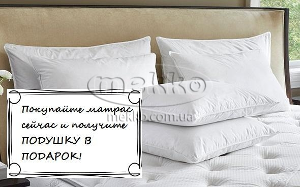 Ортопедичний матрац Sleep&Fly Daily 2 в 1 + ПОДУШКА В ПОДАРУНОК!  Херсон-3