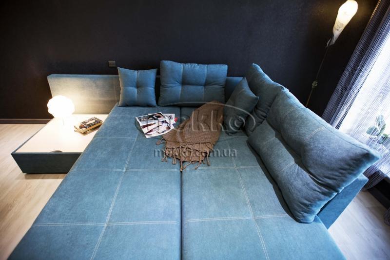 Кутовий диван з поворотним механізмом (Mercury) Меркурій ф-ка Мекко (Ортопедичний) - 3000*2150мм  Херсон-3
