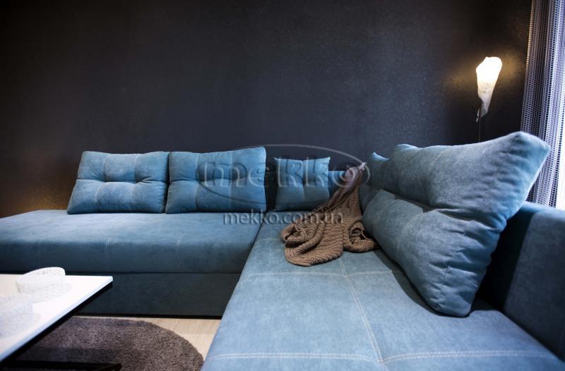 Кутовий диван з поворотним механізмом (Mercury) Меркурій ф-ка Мекко (Ортопедичний) - 3000*2150мм  Херсон-5
