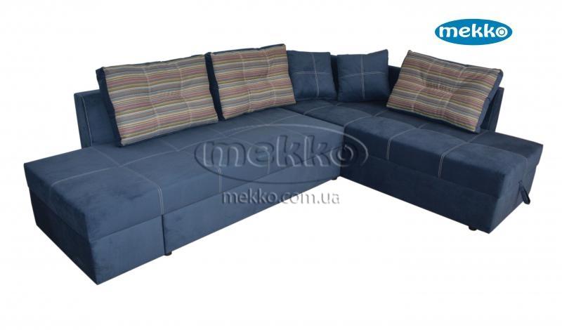 Кутовий диван з поворотним механізмом (Mercury) Меркурій ф-ка Мекко (Ортопедичний) - 3000*2150мм  Херсон-13