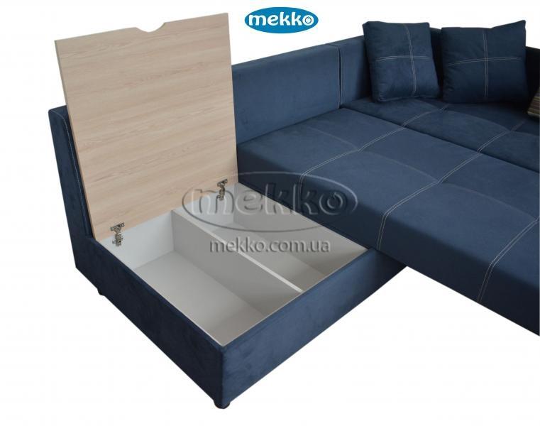Кутовий диван з поворотним механізмом (Mercury) Меркурій ф-ка Мекко (Ортопедичний) - 3000*2150мм  Херсон-18