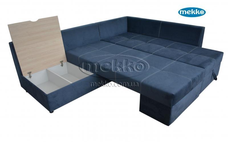 Кутовий диван з поворотним механізмом (Mercury) Меркурій ф-ка Мекко (Ортопедичний) - 3000*2150мм  Херсон-19