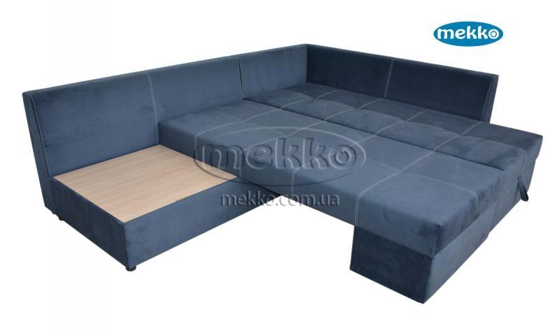 Кутовий диван з поворотним механізмом (Mercury) Меркурій ф-ка Мекко (Ортопедичний) - 3000*2150мм  Херсон-16