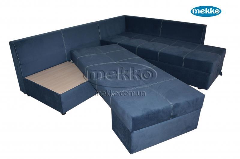 Кутовий диван з поворотним механізмом (Mercury) Меркурій ф-ка Мекко (Ортопедичний) - 3000*2150мм  Херсон-15