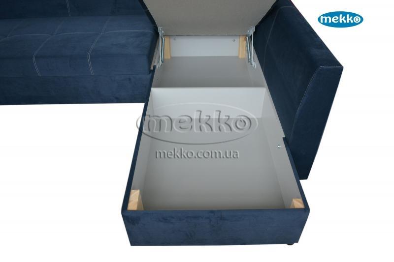 Кутовий диван з поворотним механізмом (Mercury) Меркурій ф-ка Мекко (Ортопедичний) - 3000*2150мм  Херсон-20