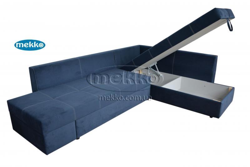 Кутовий диван з поворотним механізмом (Mercury) Меркурій ф-ка Мекко (Ортопедичний) - 3000*2150мм  Херсон-14