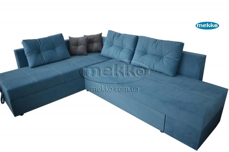Кутовий диван з поворотним механізмом (Mercury) Меркурій ф-ка Мекко (Ортопедичний) - 3000*2150мм  Херсон-10