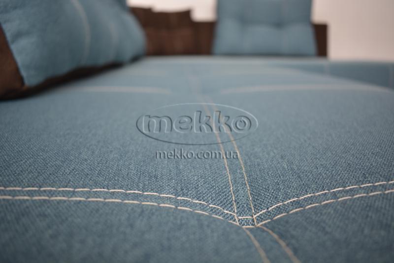 Кутовий диван з поворотним механізмом (Mercury) Меркурій ф-ка Мекко (Ортопедичний) - 3000*2150мм  Херсон-9