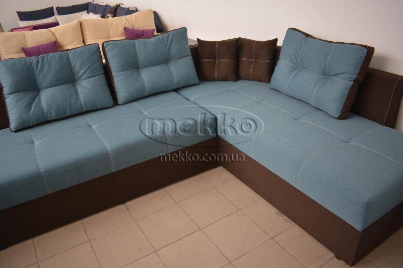 Кутовий диван з поворотним механізмом (Mercury) Меркурій ф-ка Мекко (Ортопедичний) - 3000*2150мм  Херсон-8