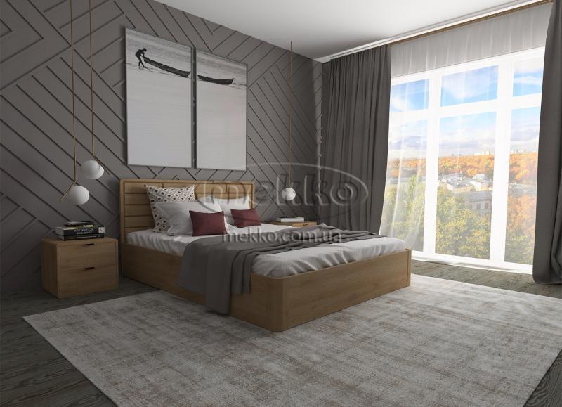 Ліжко Лауро з Підйомником (масив бука /масив дуба) T.Q.Project  Херсон
