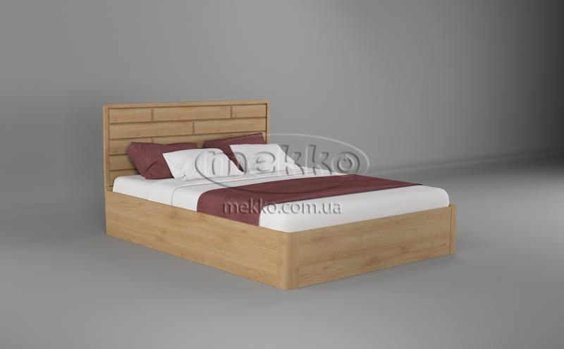 Ліжко Лауро з Підйомником (масив бука /масив дуба) T.Q.Project  Херсон-5