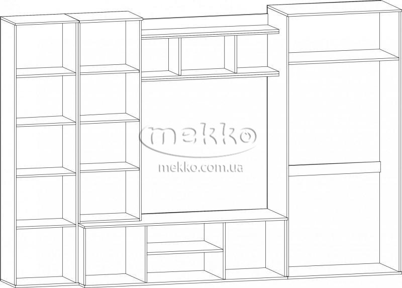 """Стінка """"Конго"""" Мебель-Сервіс  Херсон-4"""